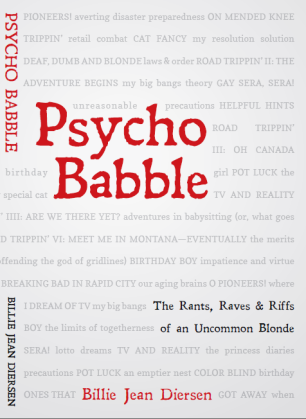 Cover B-Psycho Babble